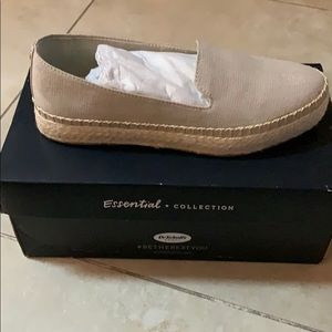 NWT Dr Scholl's Shoes Find Me Espadrille Loafer